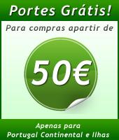 Portes Grátis apartir de 50€